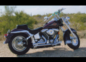 1996 HARLEY-DAVIDSON SOFTAIL CLASSIC MOTORCYCLE -  - 15976