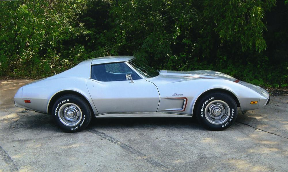 1975 chevrolet corvette stingray coupe front 3 4 15985. Cars Review. Best American Auto & Cars Review