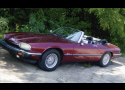 1992 JAGUAR XJS CONVERTIBLE -  - 15989