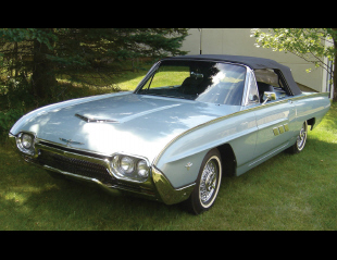 1963 FORD THUNDERBIRD SPORTS ROADSTER -  - 15990