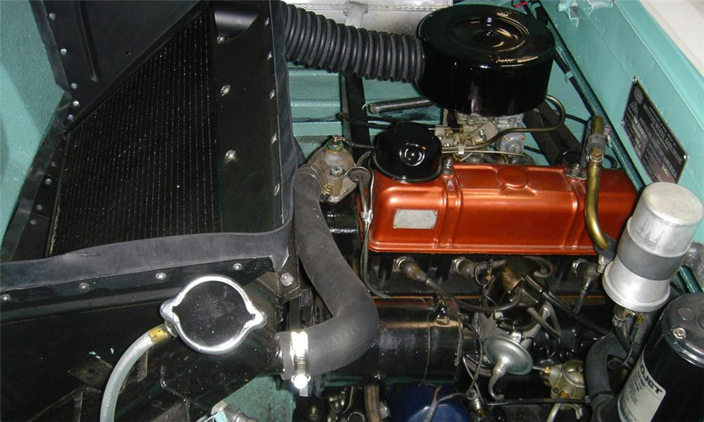 1964 AMPHICAR CONVERTIBLE - Engine - 15991