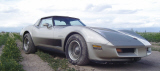 1982 CHEVROLET CORVETTE COUPE -  - 15994