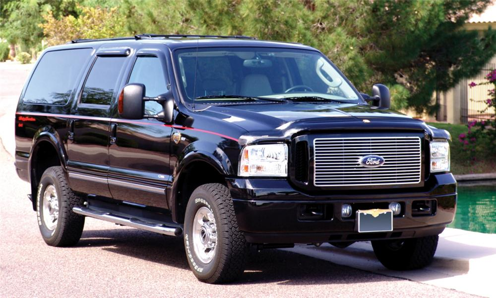 Ford Excursion 2015 >> 2005 FORD EXCURSION 1 OF 1 HARLEY DAVIDSON SUV - 16006