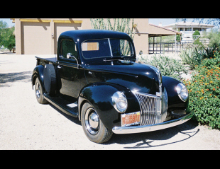 1940 FORD 1/2 TON PICKUP -  - 16007