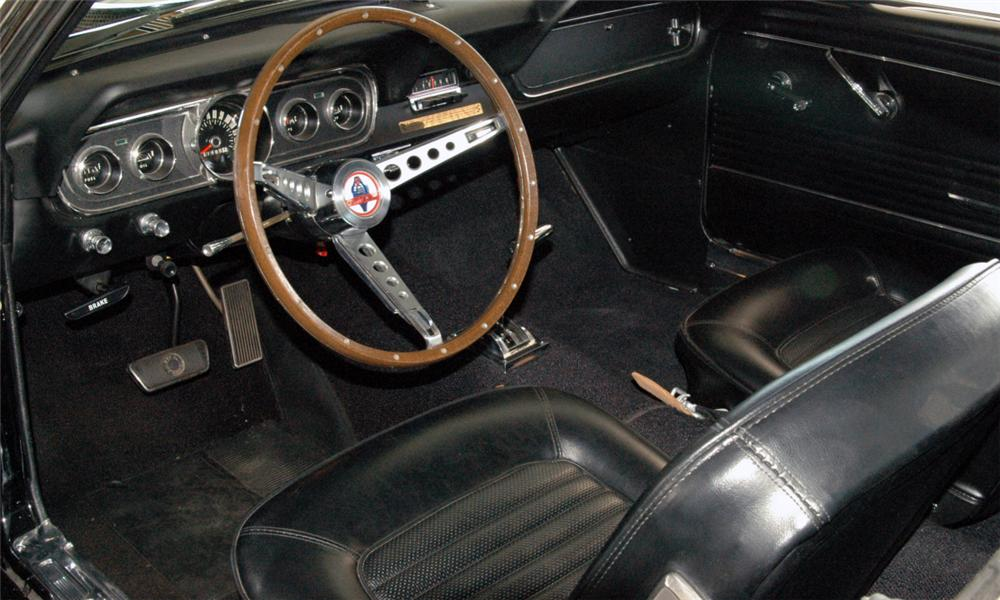 1966 SHELBY GT350 H FASTBACK - Interior - 16018
