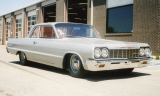 1964 CHEVROLET BEL AIR 2 DOOR HARDTOP -  - 16027