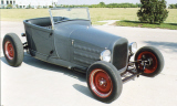 1929 FORD CUSTOM LAKES MODIFIED ROADSTER -  - 16041