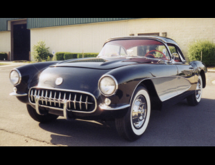 1957 CHEVROLET CORVETTE CONVERTIBLE -  - 16046