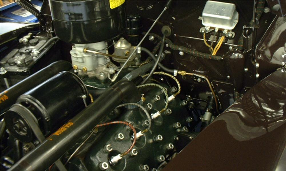1940 FORD WOODY WAGON - Engine - 16050