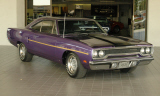 1970 PLYMOUTH HEMI ROAD RUNNER COUPE -  - 16052