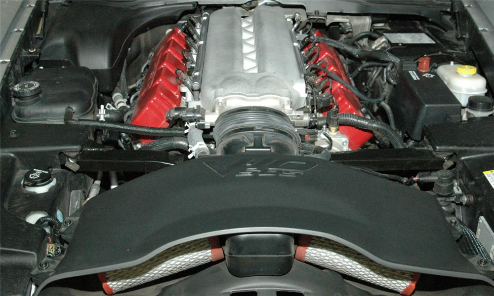 2003 DODGE VIPER CONVERTIBLE - Engine - 16054