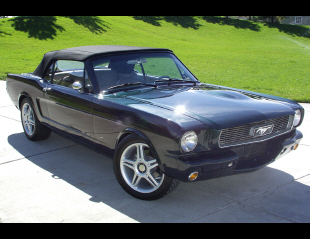 1966 FORD MUSTANG CUSTOM CONVERTIBLE -  - 16057