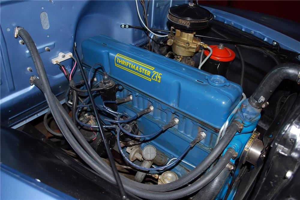 1955 CHEVROLET 3100 PICKUP - Engine - 160576