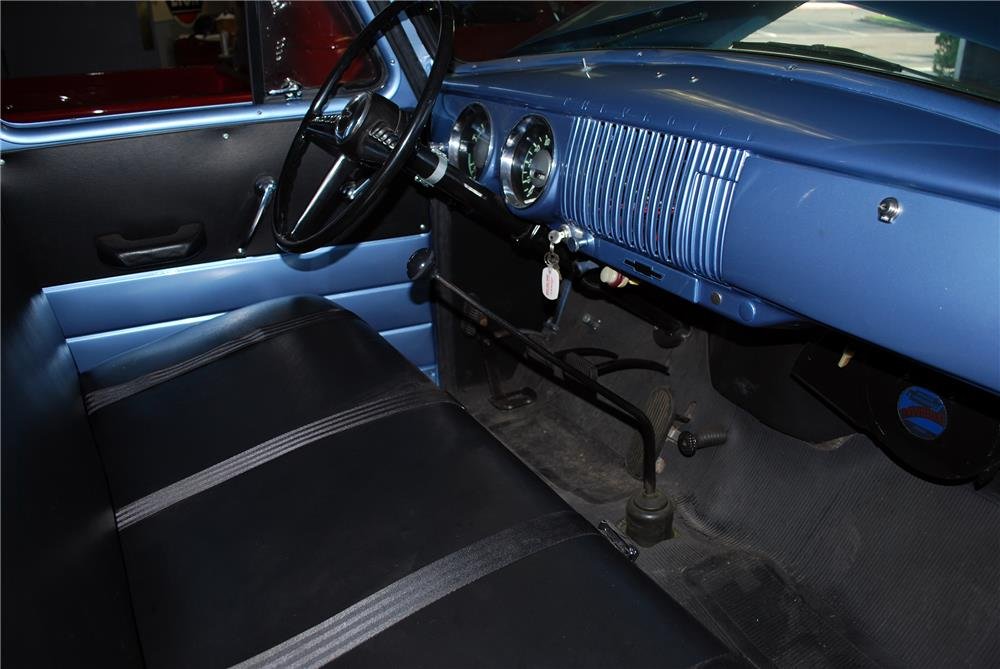 1955 CHEVROLET 3100 PICKUP - Interior - 160576