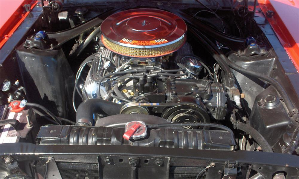 1967 FORD MUSTANG GTA COUPE - Engine - 16062