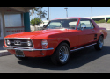 1967 FORD MUSTANG GTA COUPE -  - 16062