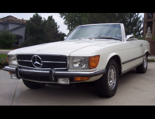 1973 MERCEDES-BENZ 450SL CONVERTIBLE -  - 16065