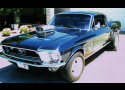 1968 FORD MUSTANG CUSTOM FASTBACK -  - 16072