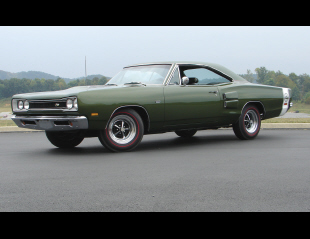 1969 DODGE SUPER BEE 2 DOOR HARDTOP -  - 16087