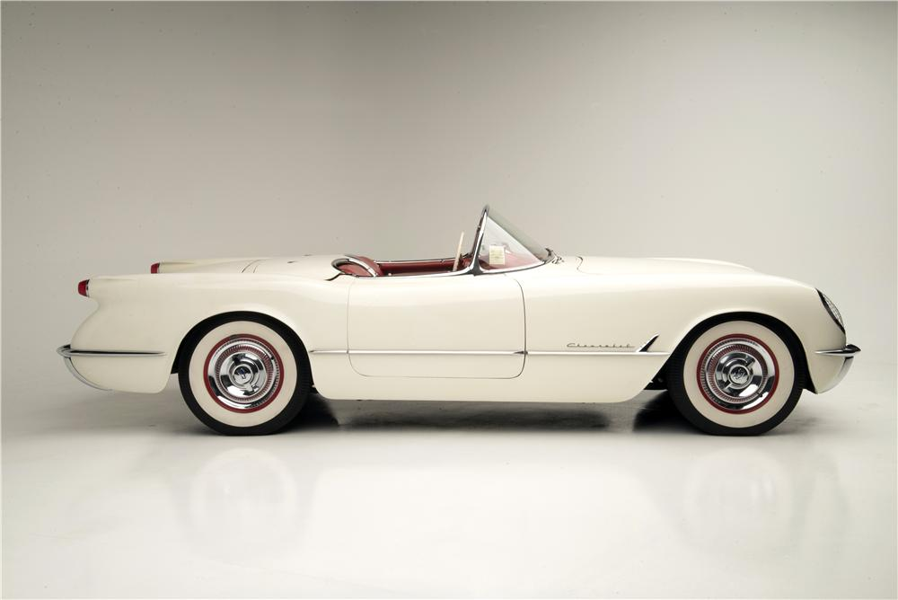 1953 Chevrolet Corvette Convertible 160966