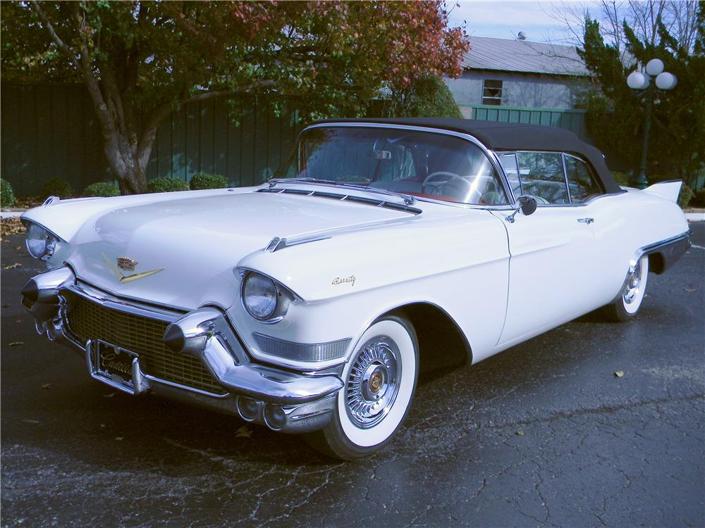 1957 cadillac eldorado biarritz - photo #26