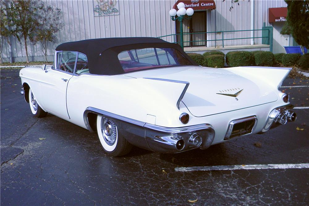 1957 cadillac eldorado biarritz - photo #7