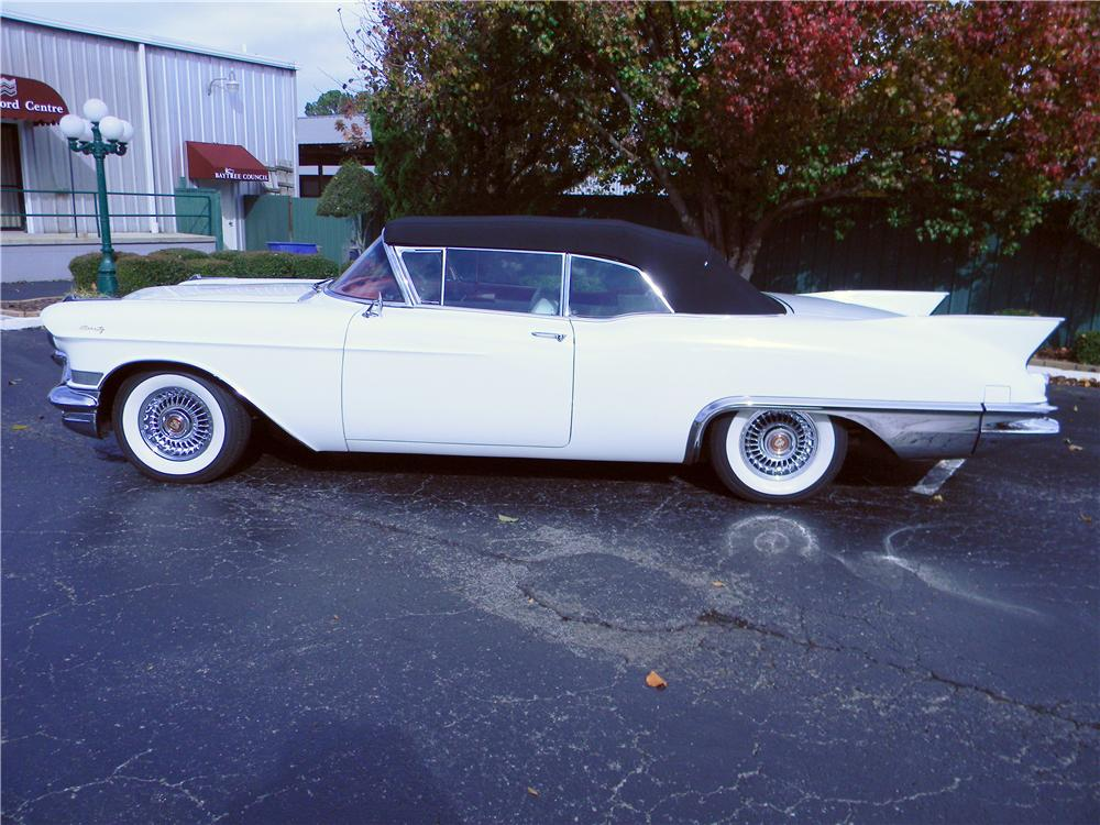 1957 cadillac eldorado biarritz - photo #6