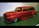 1948 FORD CUSTOM WOODY WAGON -  - 16104