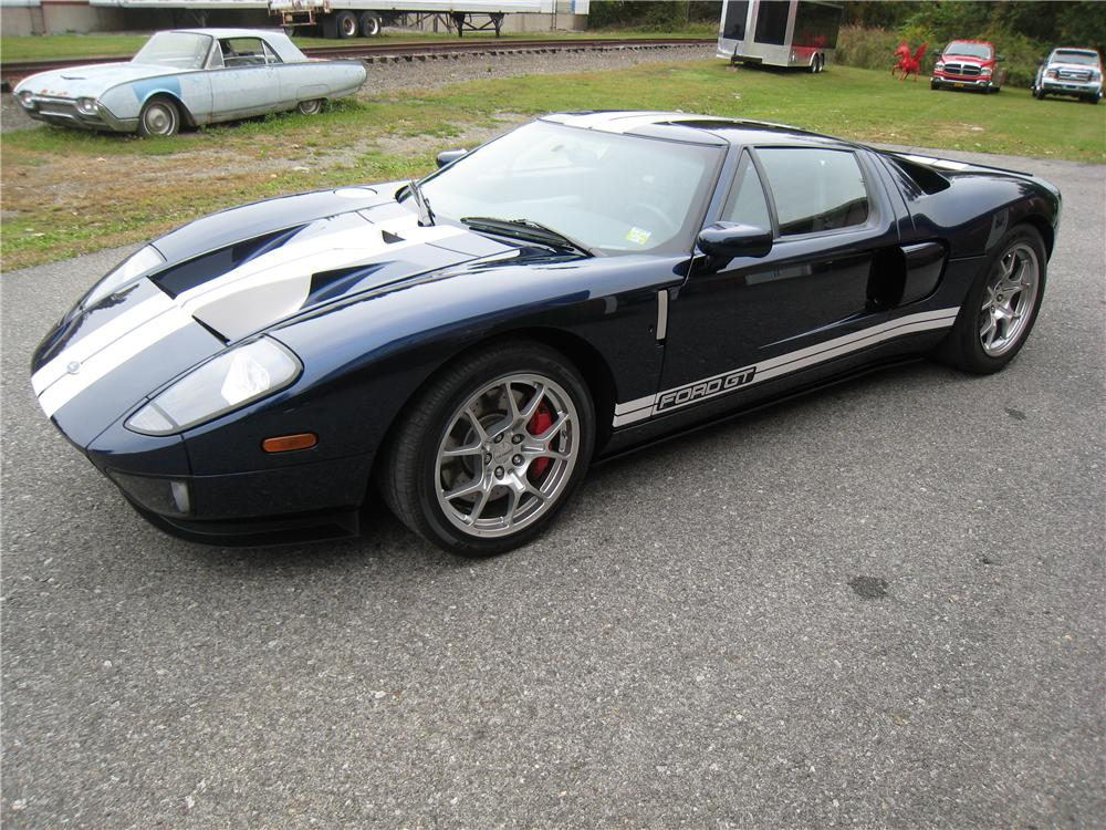2006 FORD GT40 2 DOOR COUPE - Front 3/4 - 161045