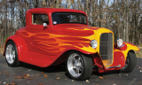 1930 FORD MODEL A CUSTOM COUPE -  - 16107