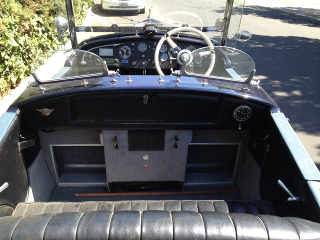 1948 ROLLS-ROYCE 4 DOOR PHAETON - Interior - 161110