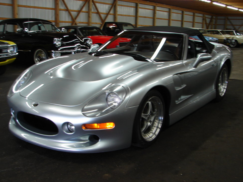 1999 SHELBY SERIES 1 CONVERTIBLE - Front 3/4 - 161119