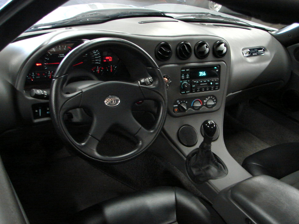 1999 SHELBY SERIES 1 CONVERTIBLE - Interior - 161119