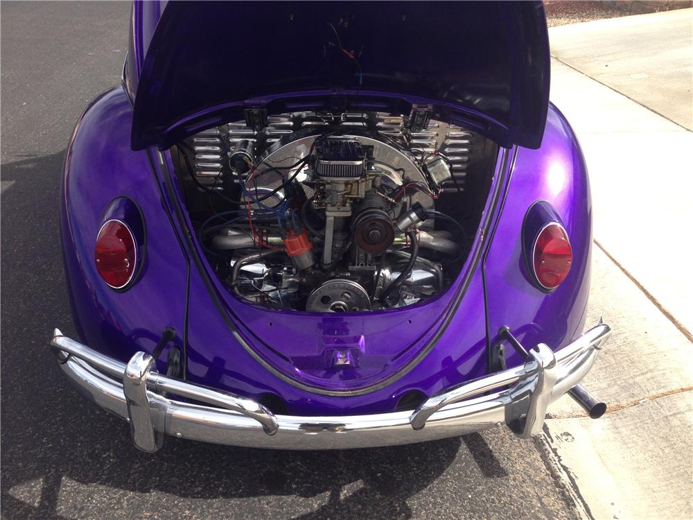 1964 VOLKSWAGEN BEETLE 2 DOOR COUPE - Engine - 161142