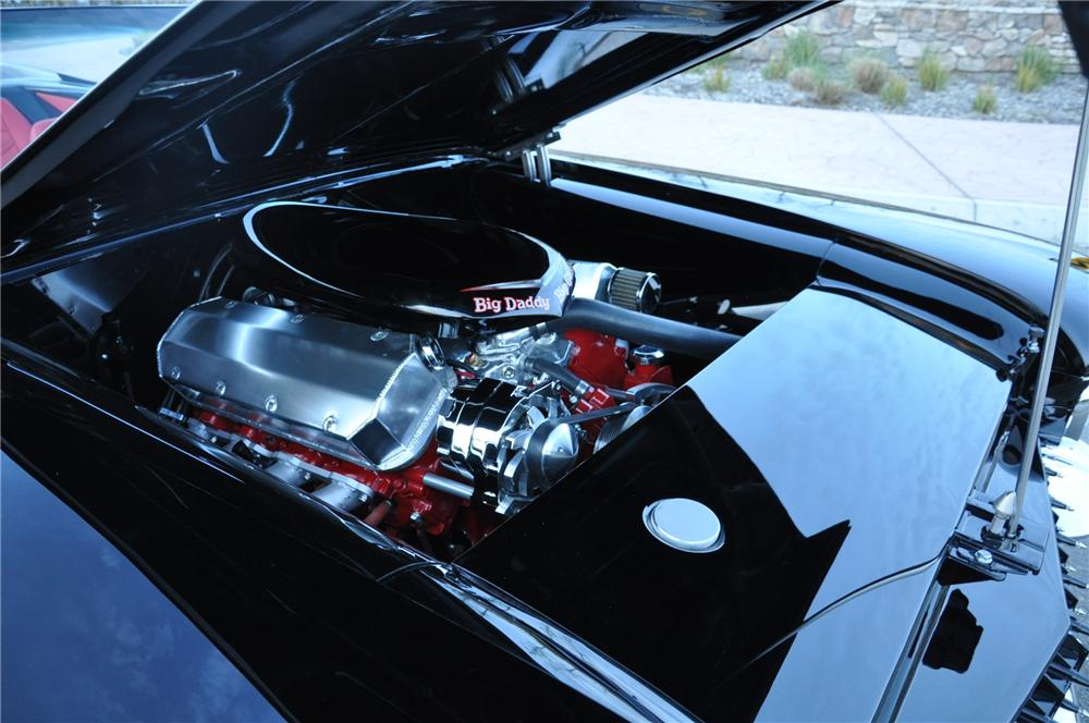 1960 CADILLAC CUSTOM ROADSTER - Engine - 161191