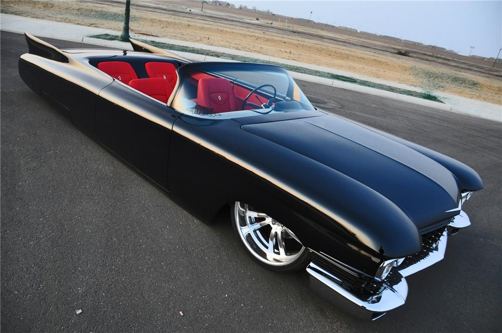 1960 CADILLAC CUSTOM ROADSTER - Front 3/4 - 161191