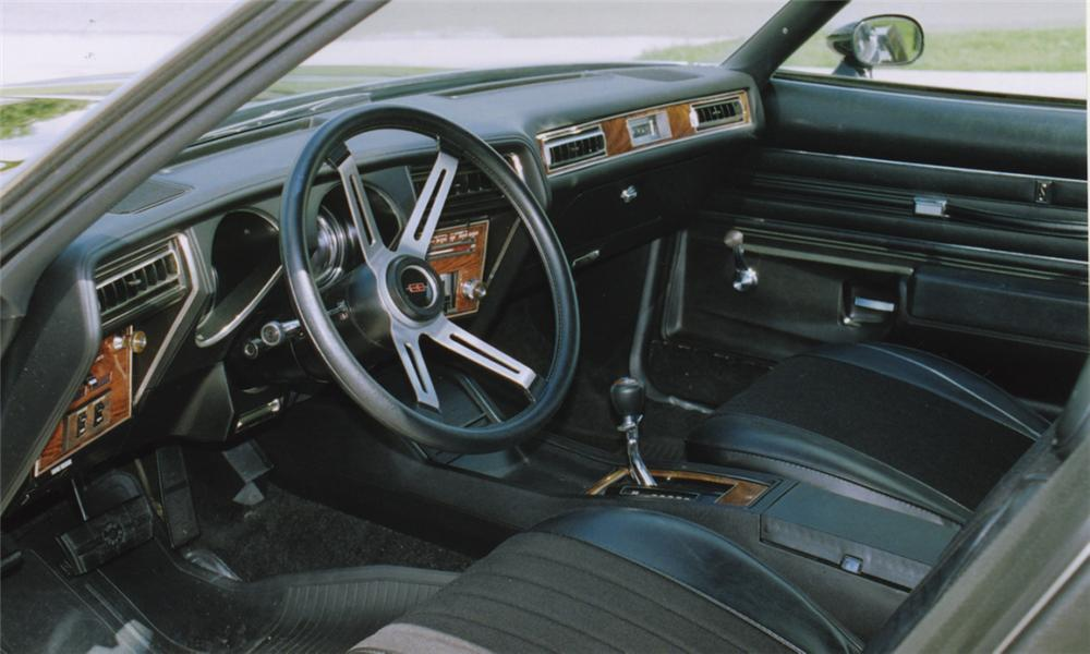 1977 OLDSMOBILE CUTLASS 442 COUPE - Interior - 16120