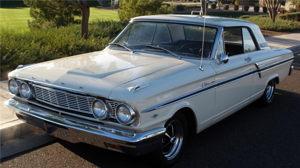 1964 Ford Fairlane 500 2 Door Hardtop
