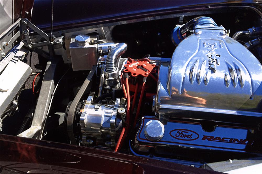 1965 SHELBY COBRA RE-CREATION ROADSTER - Engine - 161233