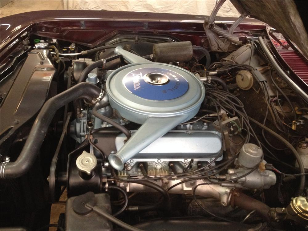 1966 OLDSMOBILE TORONADO 2 DOOR COUPE - Engine - 161266