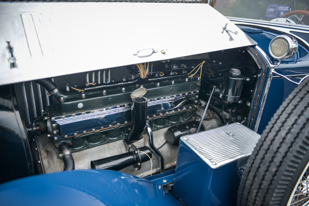 1926 PACKARD 443 PHAETON - Engine - 161295