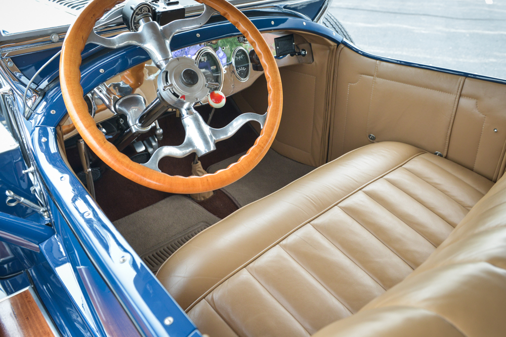 1926 PACKARD 443 PHAETON - Interior - 161295
