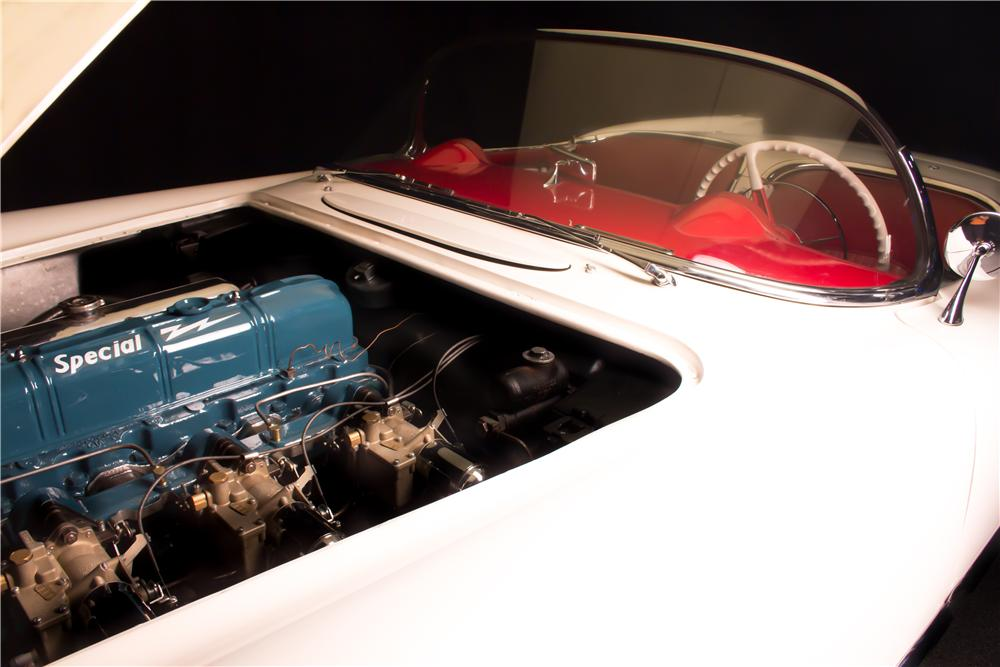 1953 CHEVROLET CORVETTE CONVERTIBLE - Engine - 161296