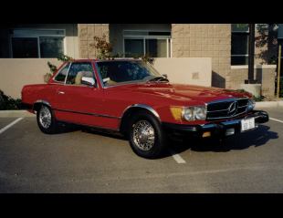 1983 MERCEDES-BENZ 380SL CONVERTIBLE -  - 16132