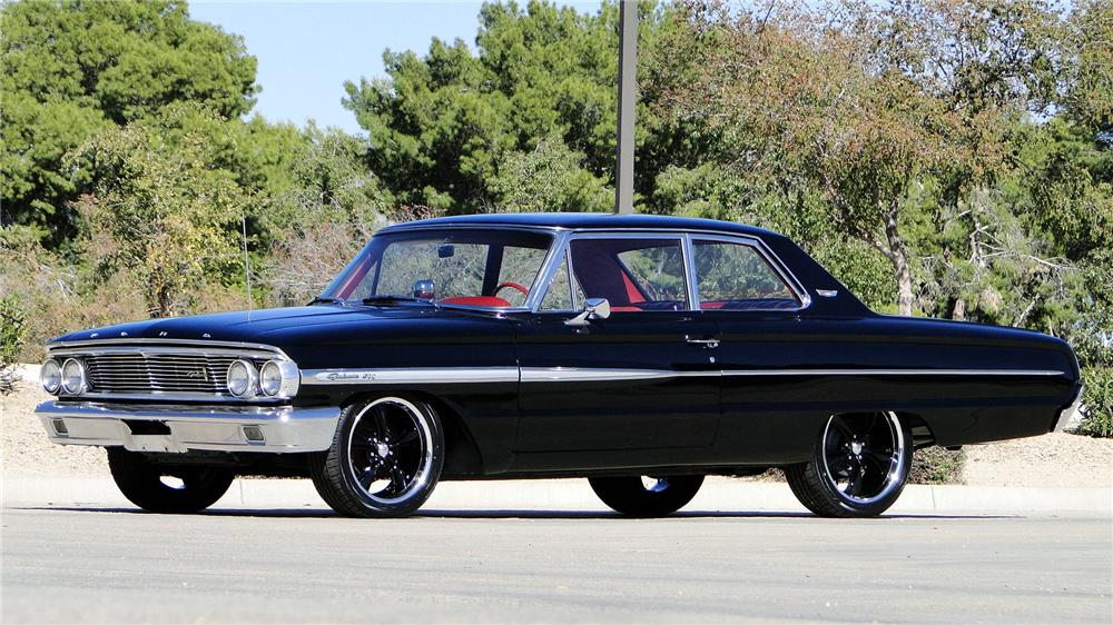 1964 ford galaxie 500 custom 2 door 161346. Cars Review. Best American Auto & Cars Review