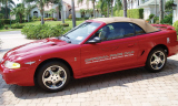 1994 FORD MUSTANG COBRA INDY PACE CAR -  - 16137