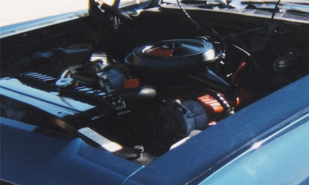 1968 CHEVROLET IMPALA SS   - Engine - 16139