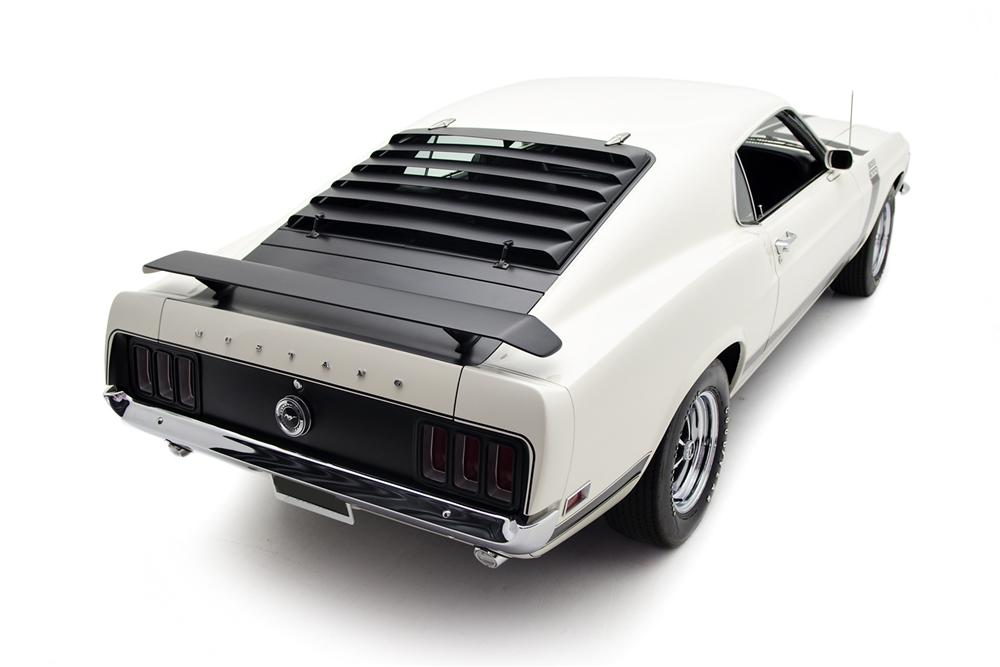 1970 FORD MUSTANG BOSS 302 FASTBACK - Rear 3/4 - 161423
