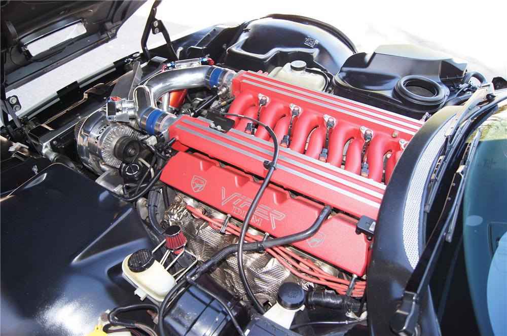 1999 DODGE VIPER ACR 2 DOOR COUPE - Engine - 161431