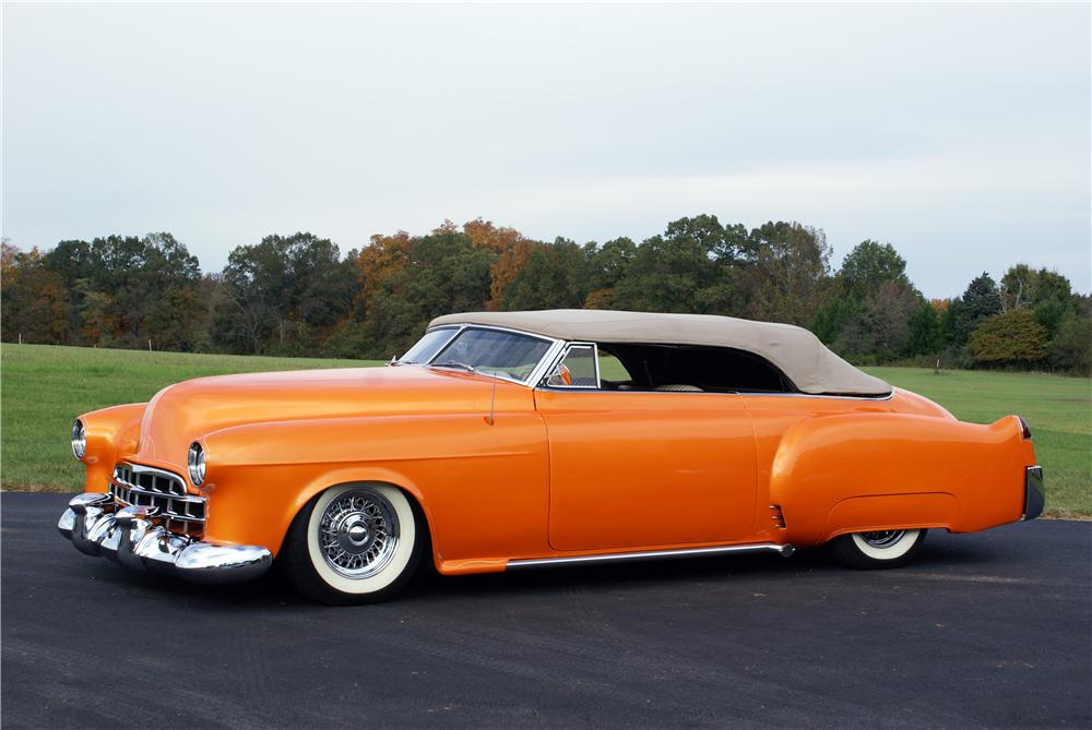 1948 CADILLAC SERIES 62 CUSTOM CONVERTIBLE - 161451